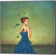 Metamorphosis in Blue Fine-Art Print
