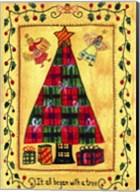 It All Began With Angel Tree Fine-Art Print