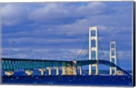 Mackinac Bridge, Michigan Fine-Art Print