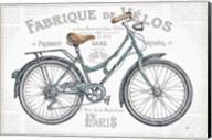 Bicycles I Fine-Art Print