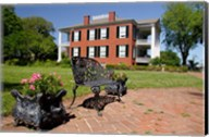Rosalie' house, 1820, Union Headquarters, Natchez, Mississippi Fine-Art Print
