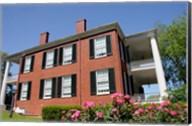 Mississippi, Natchez, Rosalie house Fine-Art Print