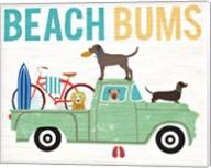 Beach Bums Truck I Fine-Art Print