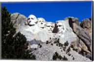 Mt Rushmore Presidents, South Dakota Fine-Art Print