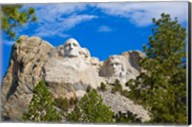 South Dakota, Mount Rushmore National Memorial Fine-Art Print