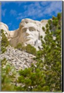 Abraham Lincoln, Mount Rushmore, South Dakota Fine-Art Print