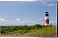 Massachusetts, Nantucket, Sankaty lighthouse Fine-Art Print