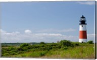 Massachusetts, Nantucket, Sankaty lighthouse Fine-Art Print