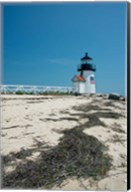 Nantucket Brant Point lighthouse, Massachusetts Fine-Art Print