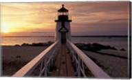 Brant Point Lighthouse, Nantucket, Massachusetts Fine-Art Print