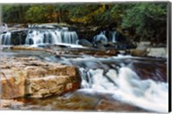 Autumn at Jackson Falls, Jackson, New Hampshire Fine-Art Print