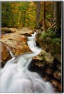 Pemigewasset River in Franconia Notch State Park, New Hampshire Fine-Art Print