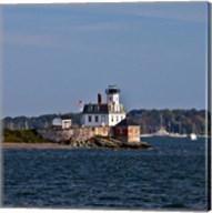 Rose Island Lighthouse, Newport, Rhode Island Fine-Art Print