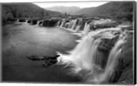 New River Falls, West Virginia Fine-Art Print
