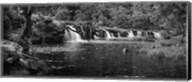 Pool at New River Falls, West Virginia Fine-Art Print