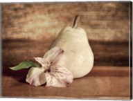 Kitchen Pear 2 Fine-Art Print