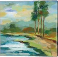 Early Spring Landscape II Fine-Art Print
