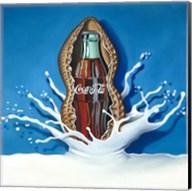 Coconut Cream Pi (Coke in Nut Cream Pie) Fine-Art Print
