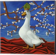 Peking Duck (Pea King Duck) Fine-Art Print