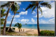 Malolo Island Resort, Malolo Island, Fiji Fine-Art Print