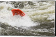 Kayaking, Farmington River, Connecticut Fine-Art Print