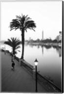 View of the Nile River, Cairo, Egypt Fine-Art Print