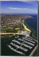 WWI Submarine Wreck, Picnic Point, Sandringham, Port Phillip Bay, Melbourne, Victoria, Australia Fine-Art Print
