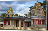 Sri Siva Subramaniya Hindu temple, Nadi, Viti Levu, Fiji Fine-Art Print