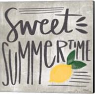 Sweet Summertime Fine-Art Print
