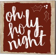 Oh Holy Night Fine-Art Print