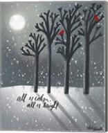 Calm & Bright Night Fine-Art Print