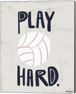 Volleyball Fine-Art Print