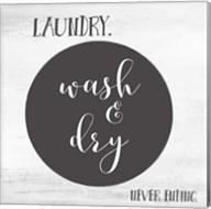 Laundry II Fine-Art Print