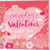 Everyday is Valentines Fine-Art Print