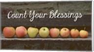 Count Your Blessings Apples Fine-Art Print