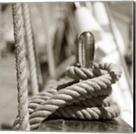 Sail Rope Fine-Art Print