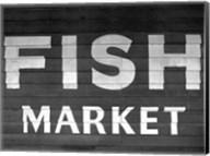 Fish Market Fine-Art Print