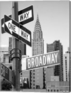 Broadway Fine-Art Print