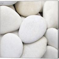 White Pebbles Fine-Art Print