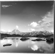 Mountain Lake Fine-Art Print
