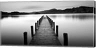 Lake Pier Fine-Art Print