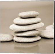 Zen Pebbles 4 Fine-Art Print