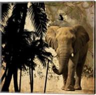 Mighty Elephant 2 Fine-Art Print