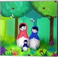 Babushka Woods Fine-Art Print