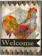Fall Rooster Fine-Art Print