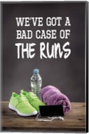 We've Got A Bad Case Of The Runs Fine-Art Print