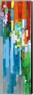 Rainbow of Stripes III Fine-Art Print
