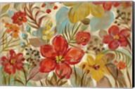Tropical Flowers Fine-Art Print
