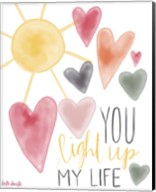You Light Up My Life Fine-Art Print