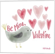 Be My Valentine Fine-Art Print